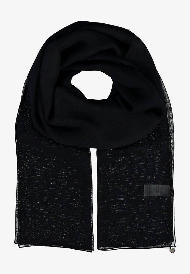 Sjaal - schwarz