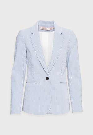 Blazer - blue/white