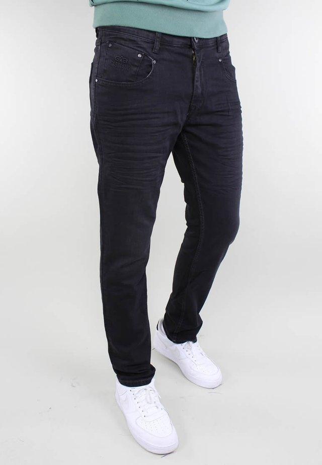 TREVISO - Jeans a sigaretta - black