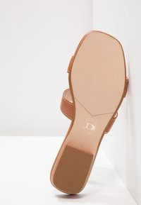 Dune London - LOUPE - Mules - tan - 6