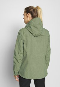 Vaude - ROSEMOOR - Hardshell jacket - cedar wood - 2