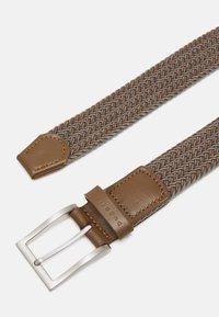 Bugatti - Belt - brown/grey - 1