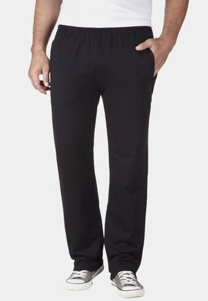 WENNER - Tracksuit bottoms - black