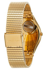 Swatch - SKIN GLAM - Orologio - gold-coloured - 1