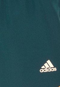 adidas Performance - M20 SHORT - Pantaloncini sportivi - wild teal/screaming orange - 5