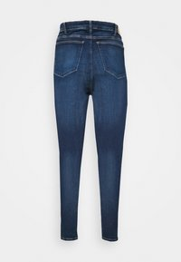 Calvin Klein Jeans Plus - HIGH RISE - Jeans Skinny Fit - denim dark - 1