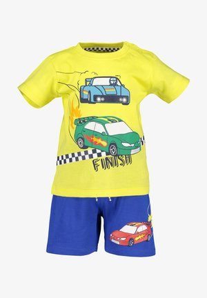 RACECARS - Shorts -  gelb