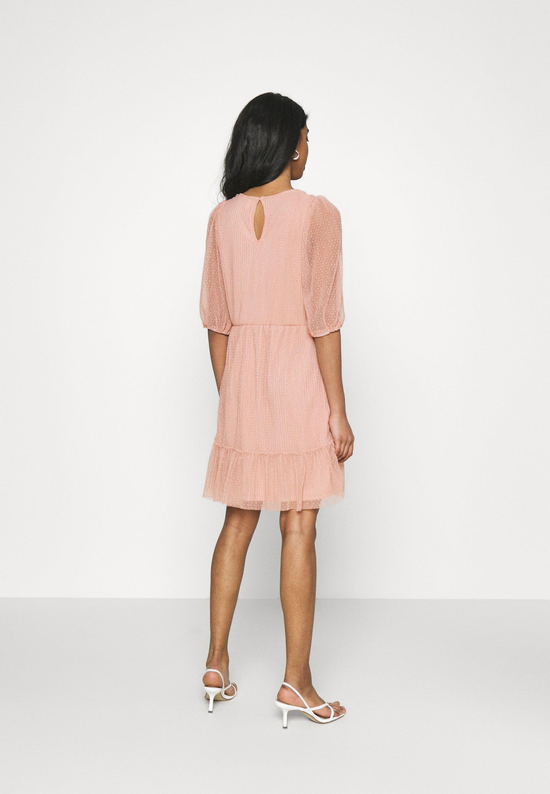 Women ONLETTA PUFF DRESS  - Day dress