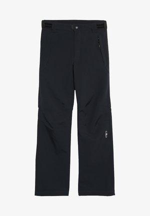 JUNIOR PANT - Snow pants - antracite