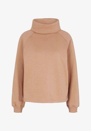 Sweatshirt - clay rose