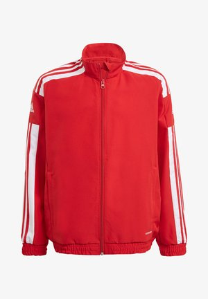 SQUADRA - Training jacket - rot