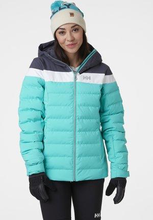W IMPERIAL PUFFY  - Snowboard jacket - grã¼n