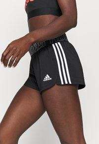 adidas Performance - PACER - Short de sport - black/white - 3