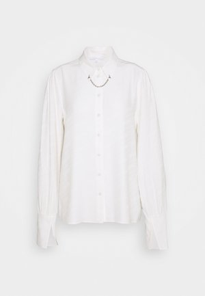 CAMICIA BLOUSE - Button-down blouse - bianco