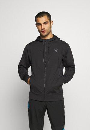 MENS STUDIO YOGINI JACKET - Training jacket - black