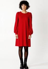 Indiska - ANASTASIA  - Day dress - red - 1