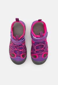 KangaROOS - K-ROAM - Walking sandals - fandago pink/dark navy - 3