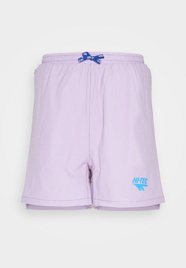 HAHN SHORTS - Korte broeken - purple
