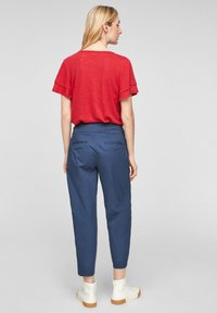 s.Oliver - Print T-shirt - true red - 2