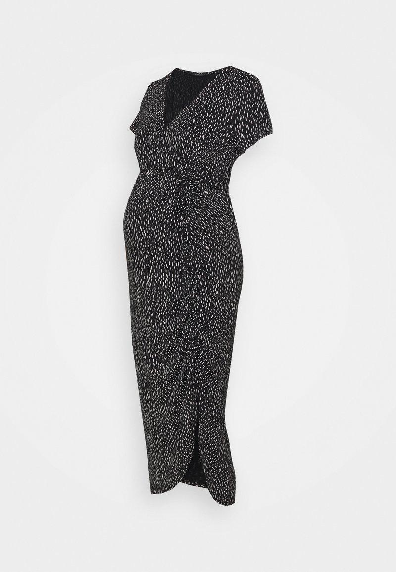 Supermom - DRESS PEBBLES - Maxi šaty - black
