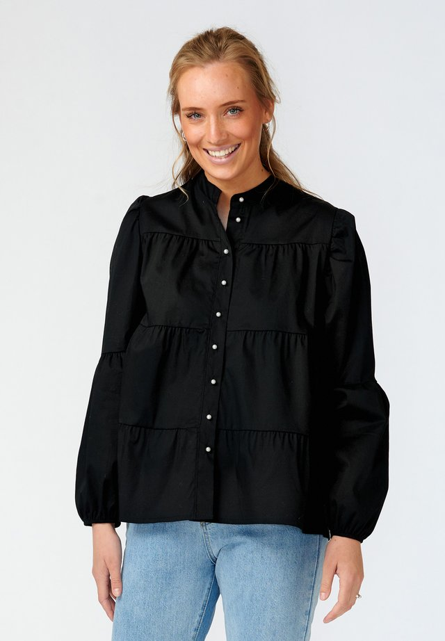 KIKI - Blouse - black