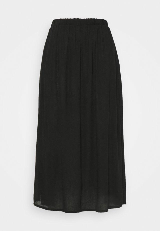 IHMARRAKECH - Áčková sukně - black