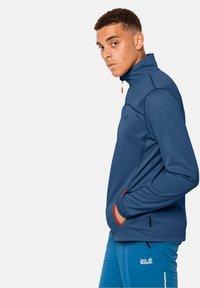 Jack Wolfskin - HORIZON - Fleece jacket - indigo blue - 1