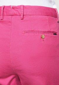 Polo Ralph Lauren - MODERN STRETCH - Trousers - pink glory - 3