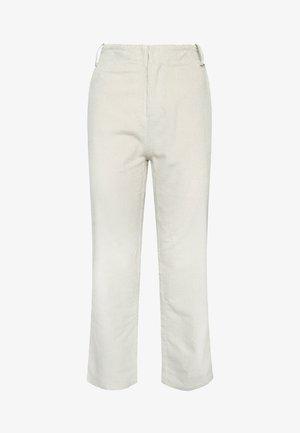 Pantalones - buttermilk
