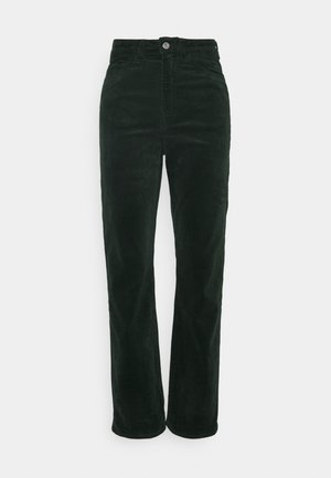 ROWE TROUSER - Bukser - bottle green