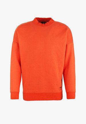 Sweater - sunrise orange