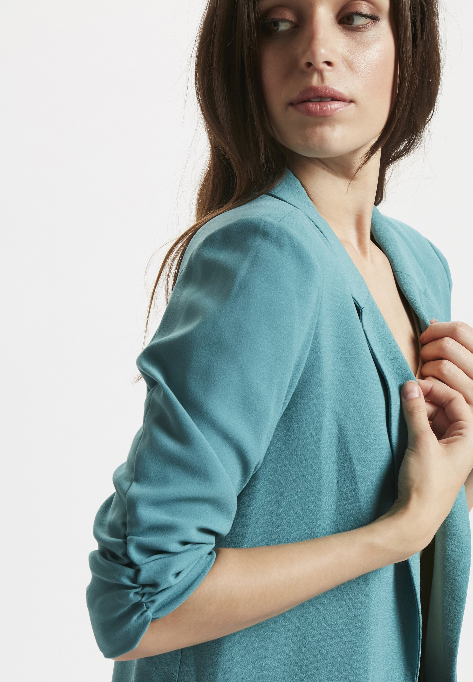 Soaked in Luxury SHIRLEY  Blazer blue/blau