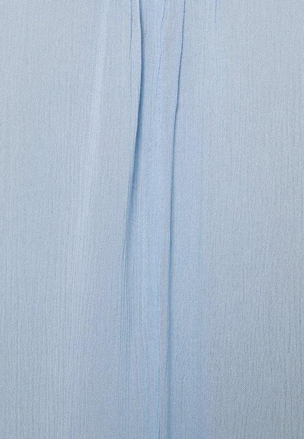 Kaffe Curve KCAMI BLOUSE - Bluzka - chambray blue/jasnoniebieski RWZS