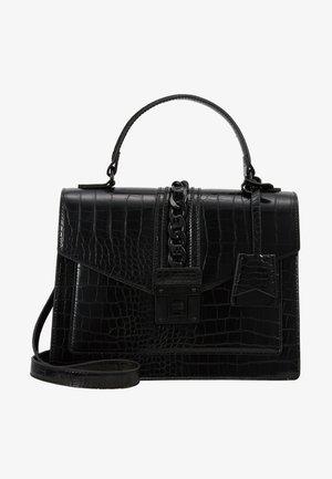GLENDAA - Handväska - black