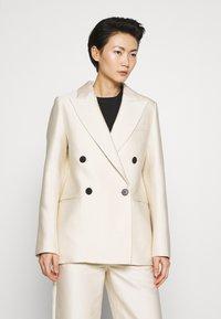 DESIGNERS REMIX - HAILEY - Short coat - cream - 0