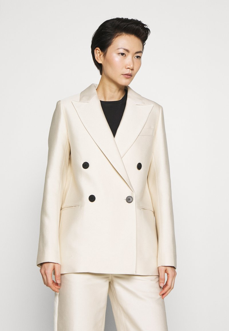 DESIGNERS REMIX - HAILEY - Short coat - cream