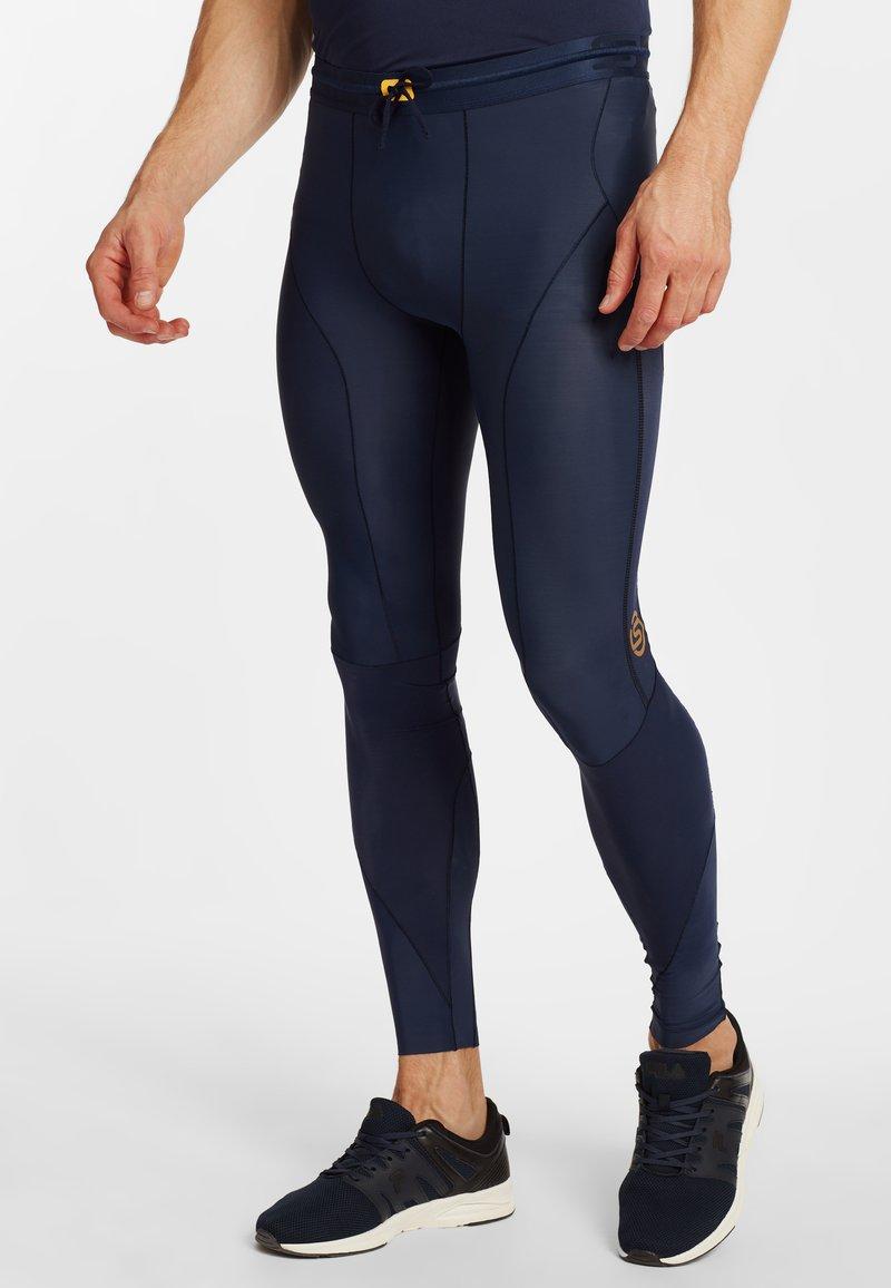 Skins - Leggings - navy blue
