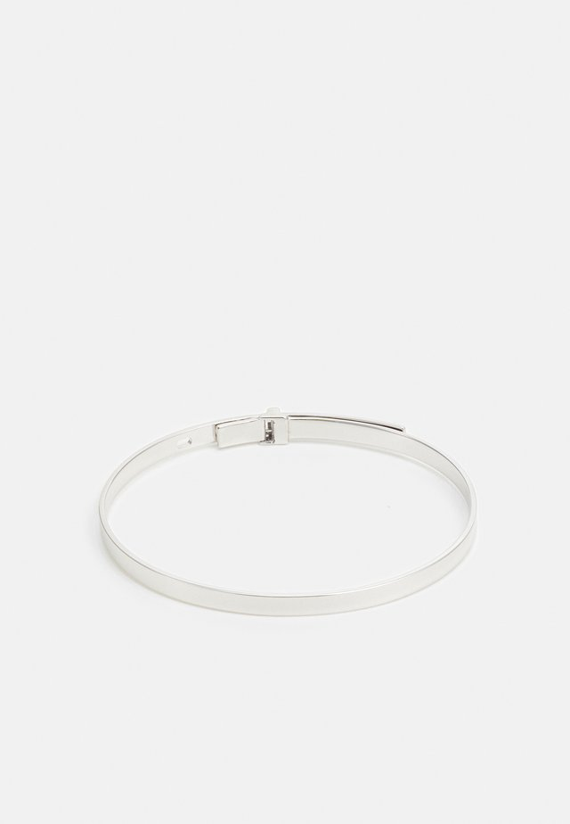 TAILOR CUFF UNISEX - Bracciale - silver-coloured