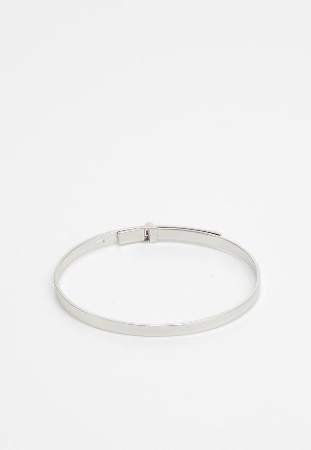 TAILOR CUFF UNISEX - Armband - silver-coloured
