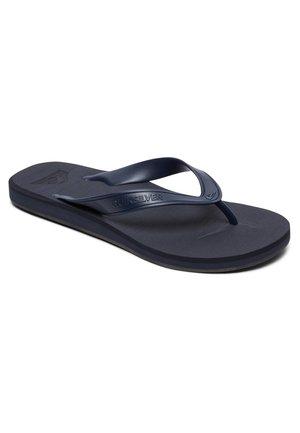 T-bar sandals - blue/blue/blue