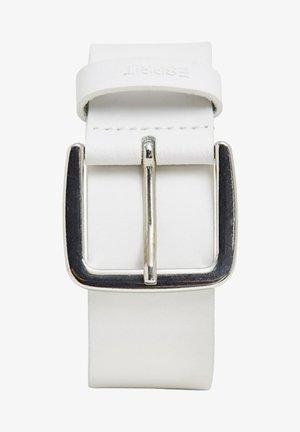 NOOS NEW BASICB - Belt - white