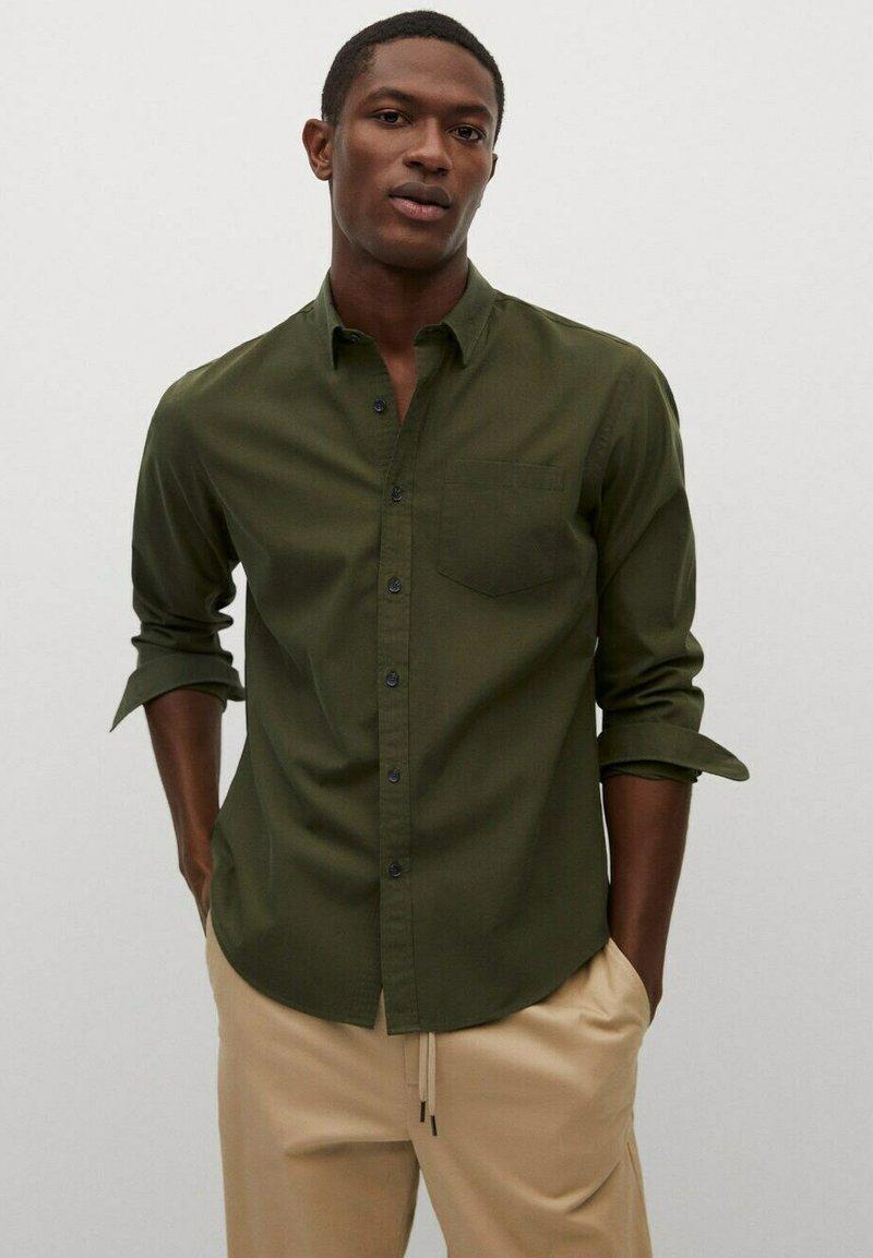 Mango - DALCO - Košile - khaki
