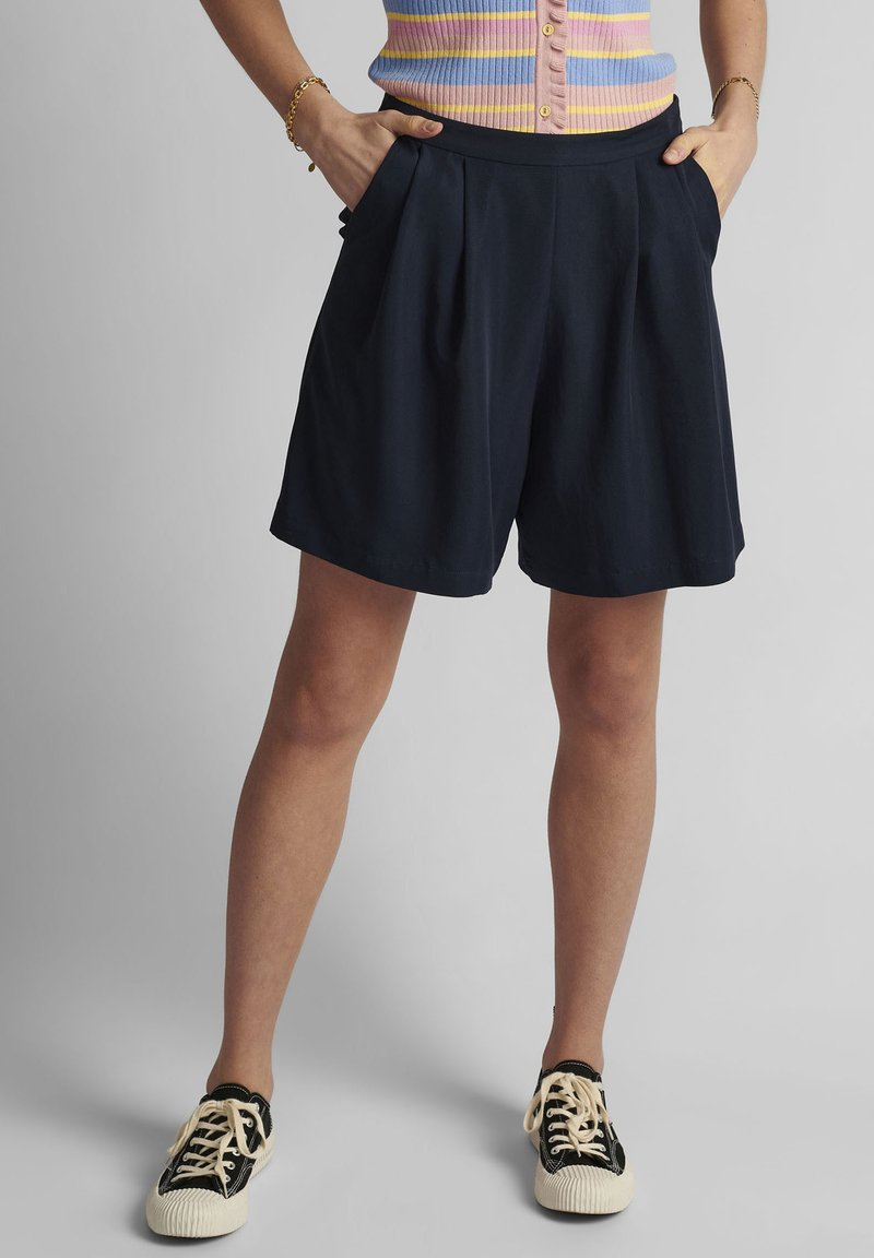 Nümph - Shorts - dark sapphire