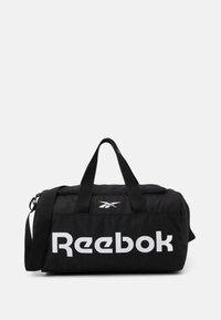 Reebok - ACT CORE GRIP UNISEX - Sportväska - black/white - 1