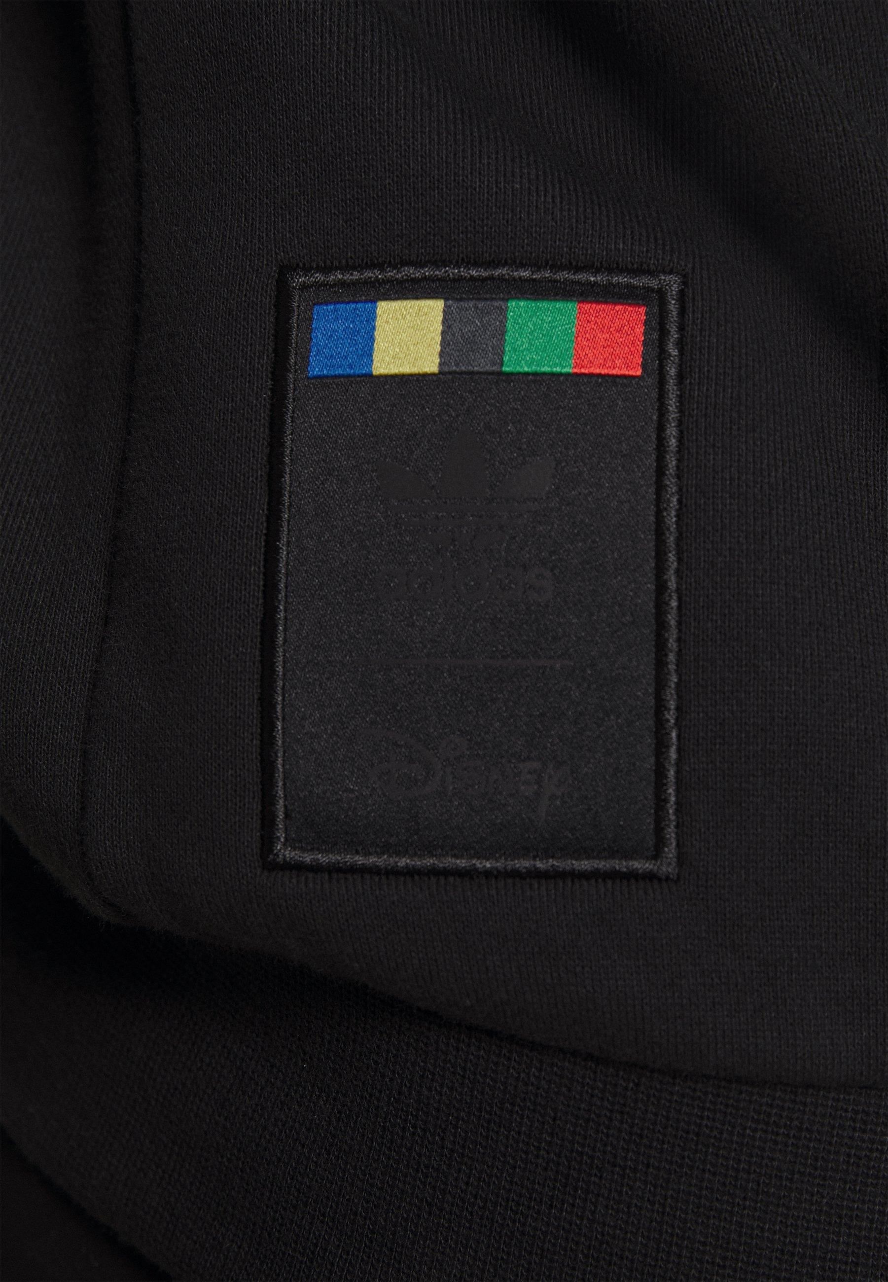 Adidas Originals Goofy Crew - Sweatshirt Black/svart