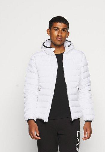 GIACCA PIUMINO - Down jacket - white