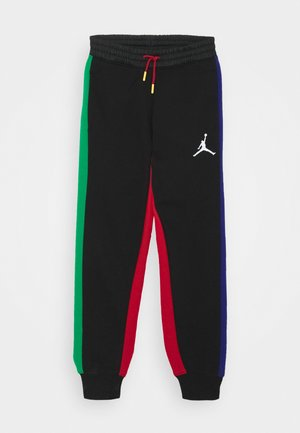 LEGACY OF SPORT PANT UNISEX - Tracksuit bottoms - black