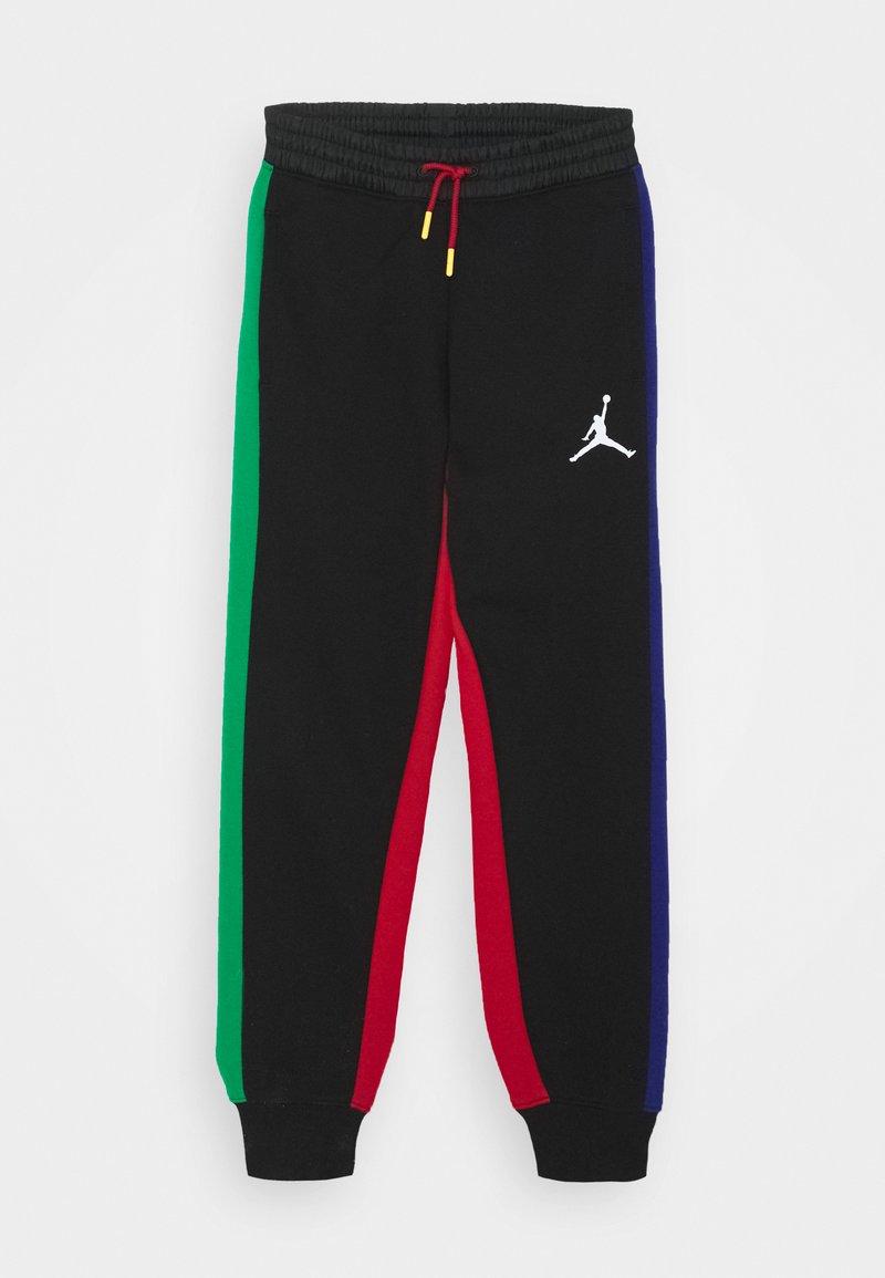 Jordan - LEGACY OF SPORT PANT UNISEX - Trainingsbroek - black