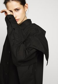 MM6 Maison Margiela - Košilové šaty - black - 5