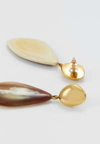 Soko - TULLA DROP EARRINGS - Earrings - gold-coloured/brown - 2